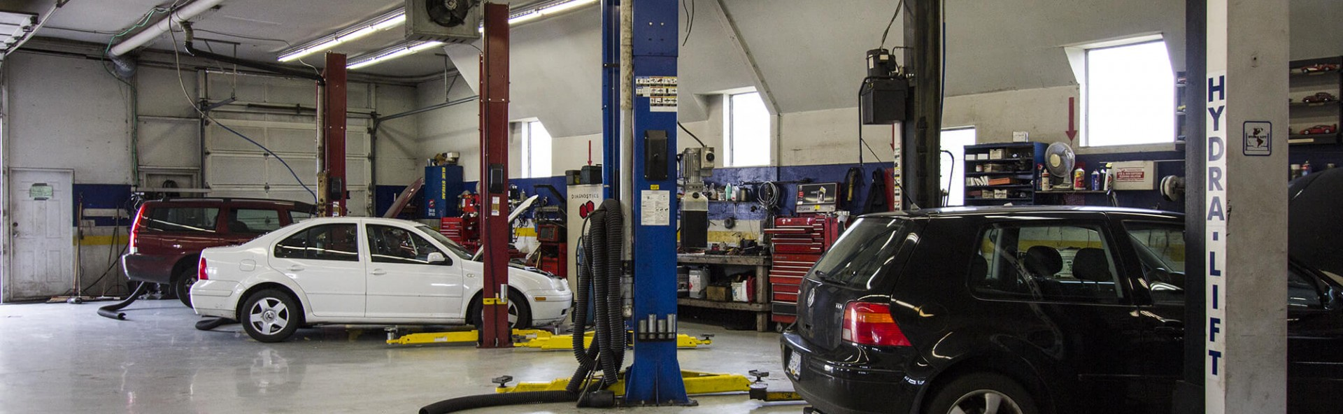 Locally Owned and operated Auto repair shop