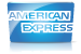 We accept American Express Credit Cards