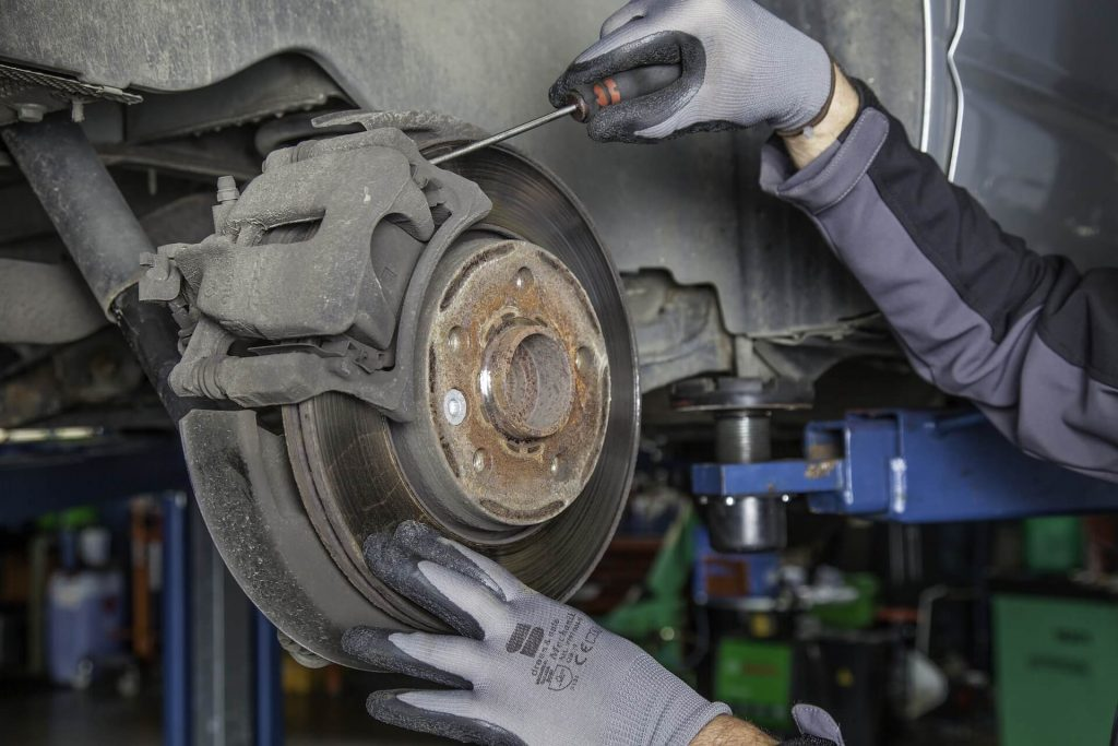 Brake repairs and replacement Ladner BC